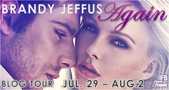 Blog Tour: Again by Brandy Jeffus