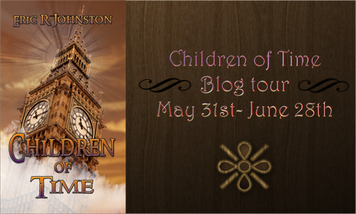 Blog Tour and Guest Post: Children of Time by Eric R. Johnston